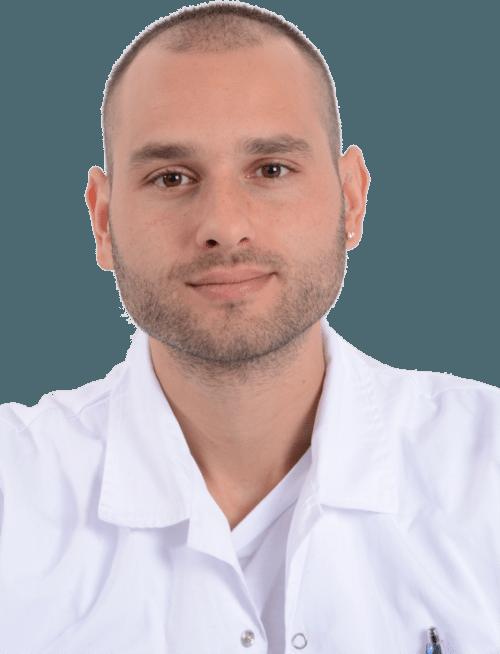 בן מצקי - מטפל בקליניקת אולימד
